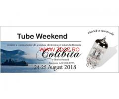 Tube Weekend
