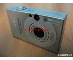 Canon PowerShot SD1000 (Ixus 70) made in Japan